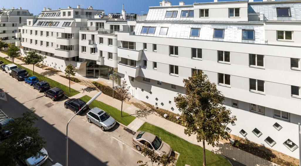 Wohnen am Rosengarten – Besichtigung des Wohnprojekts Rosa Jochmann Ring