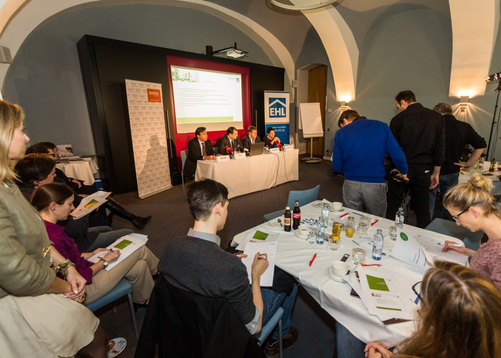 Pressekonferenz zum Wiener Wohnungsmarktbericht