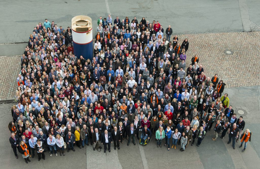 BUWOG Kurs Zukunft 2 – Mitarbeiterveranstaltung Hamburg 2015 – Hinter den Kulissen