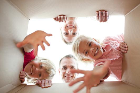 Neue Wohnlösungen – Alle unter einem Dach