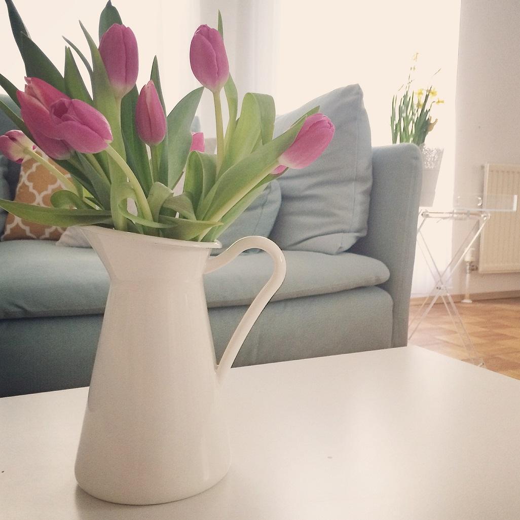 Frühlingshafte Deko – Tipps