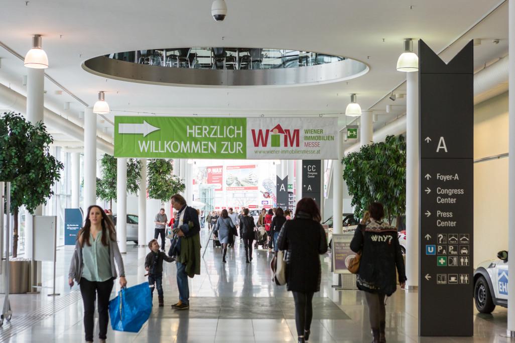 """""""WIM – Wiener Immobilien Messe 2015"""": Die Top-Immo-Plattform für Private"""