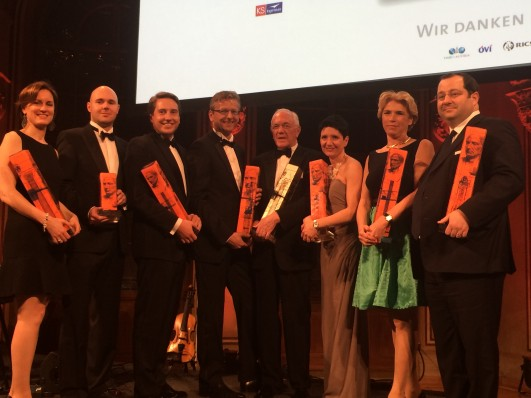 Der Cäsar-Award – Eine Auszeichnung für das gesamte BUWOG-Team