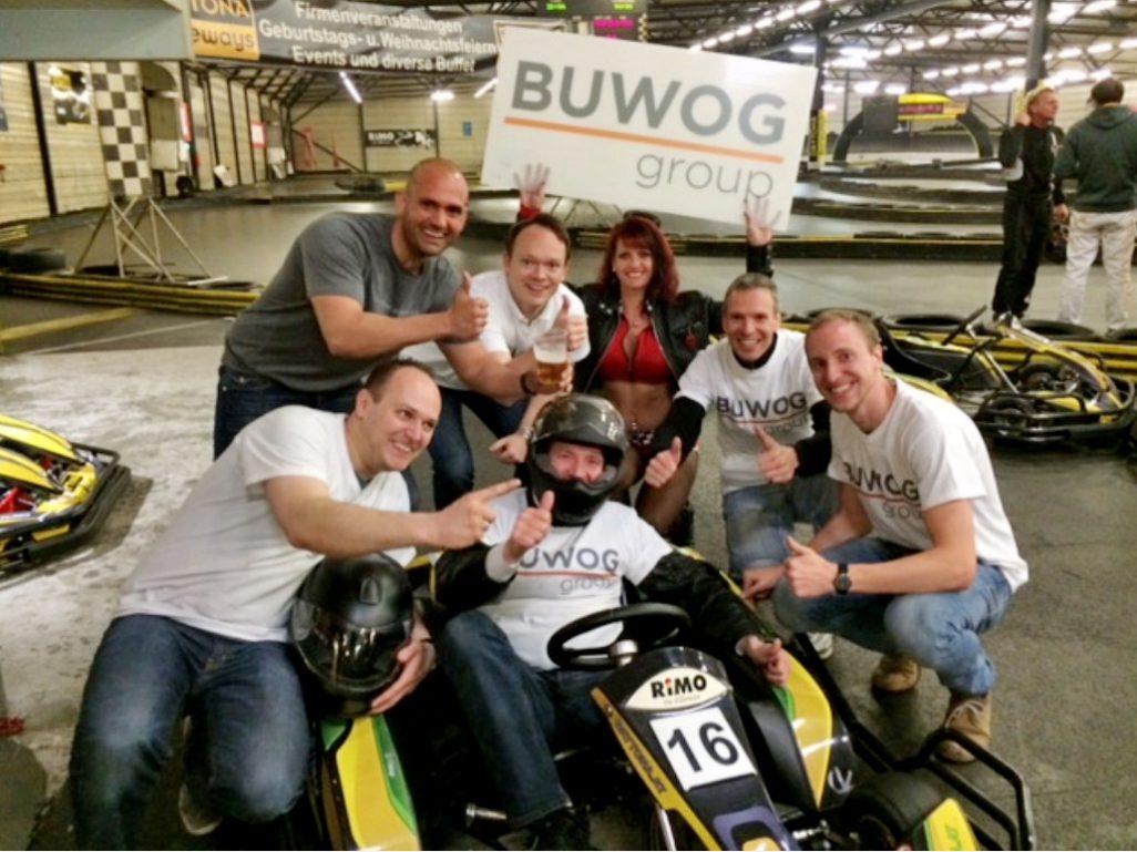 Immo-Race 2015: Das Rennen der Immobilienbranche