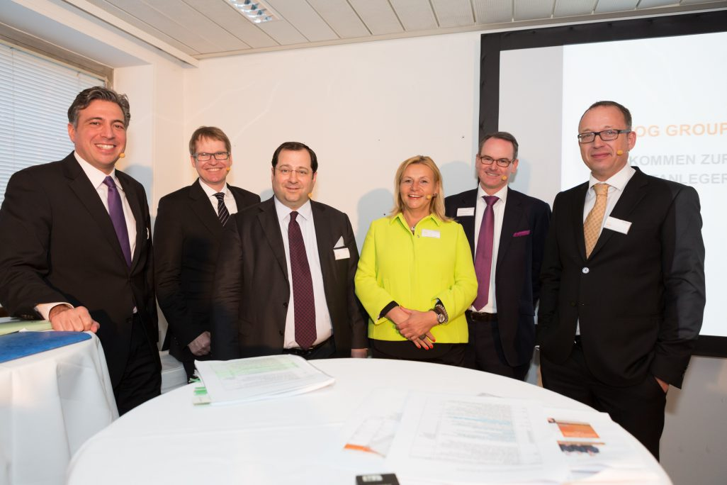 Das war die 1. Privatanleger Roadshow der BUWOG Group