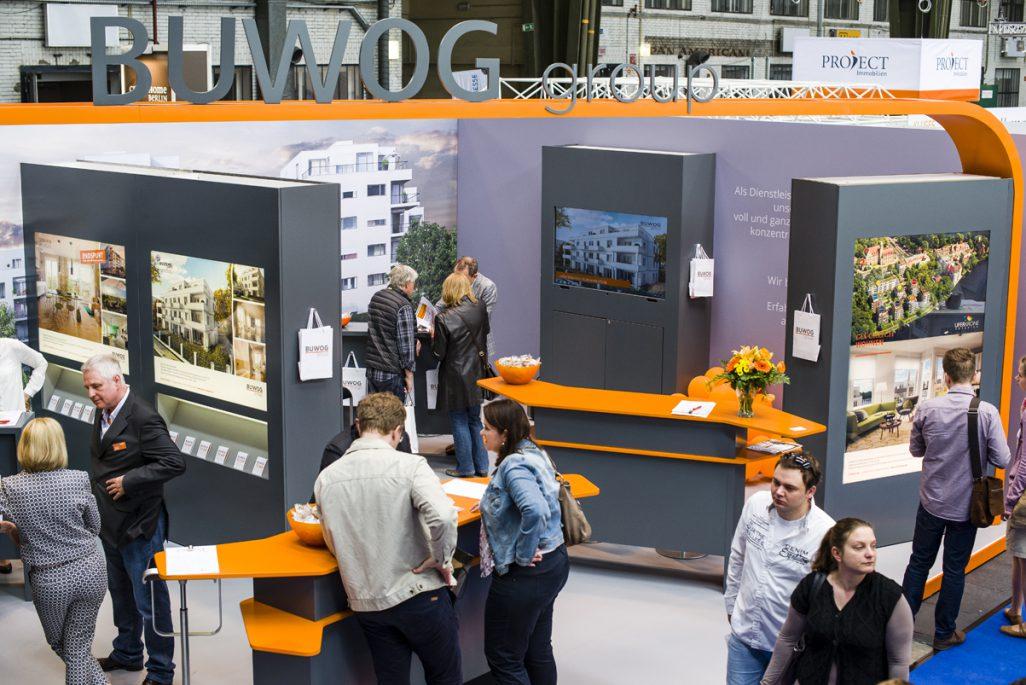 BUWOG bei der Berliner Immobilienmesse 2015