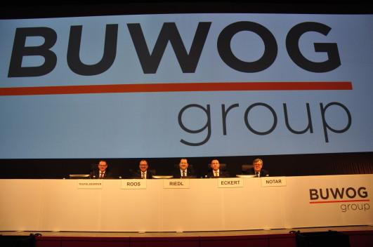 Live-Blog von der 2. ordentlichen Hauptversammlung der BUWOG AG am 13. Oktober 2015
