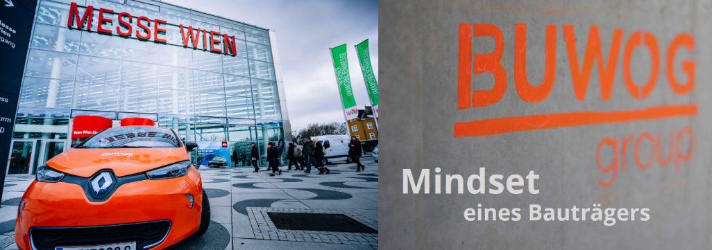 Die BUWOG unterwegs: Messeauftritt in Wien, Fachforum in Hamburg