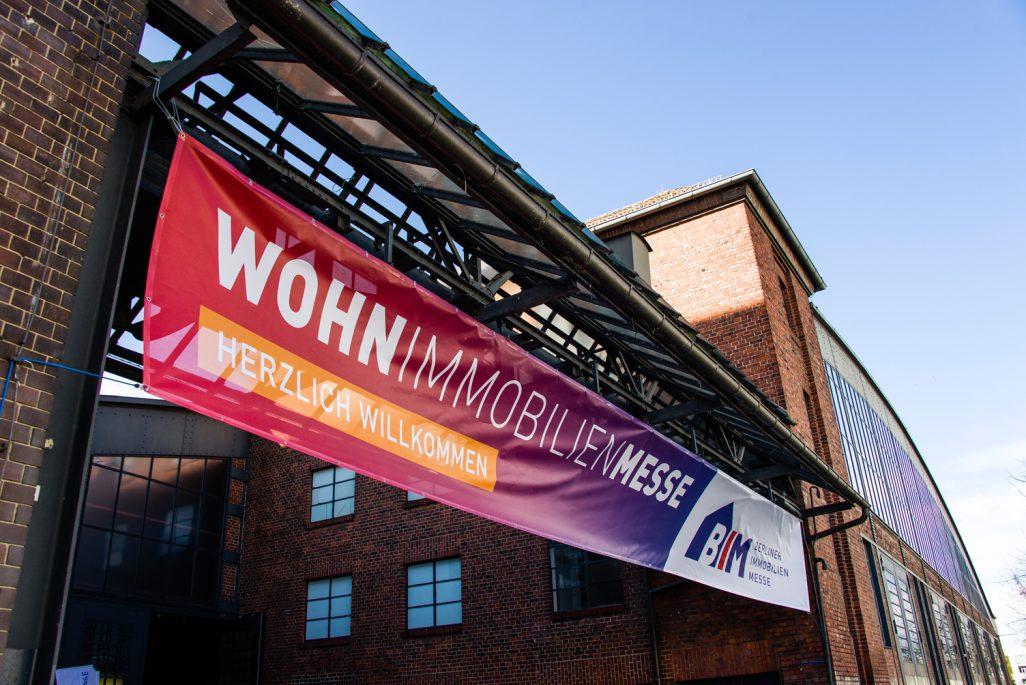 Berliner Immobilien Messe (BIM): Erwartungen mehr als erfüllt