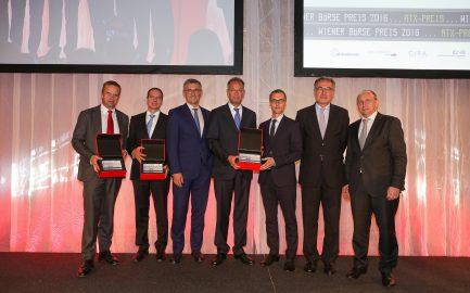 Vienna Stock Exchange Award 2016