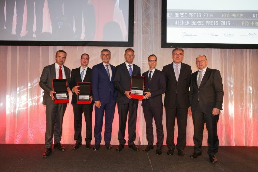 Vienna Stock Exchange Award 2016