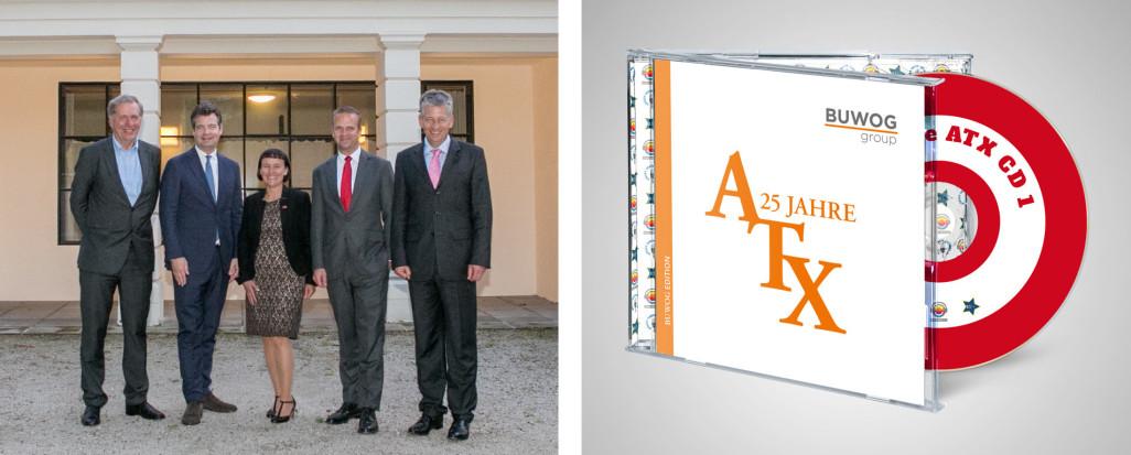 Die BUWOG beim Wiener Anlegerforum + 25 Jahre ATX