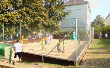 BUWOG unterstützt Jugendarbeit in Kassel mit Soccerbox