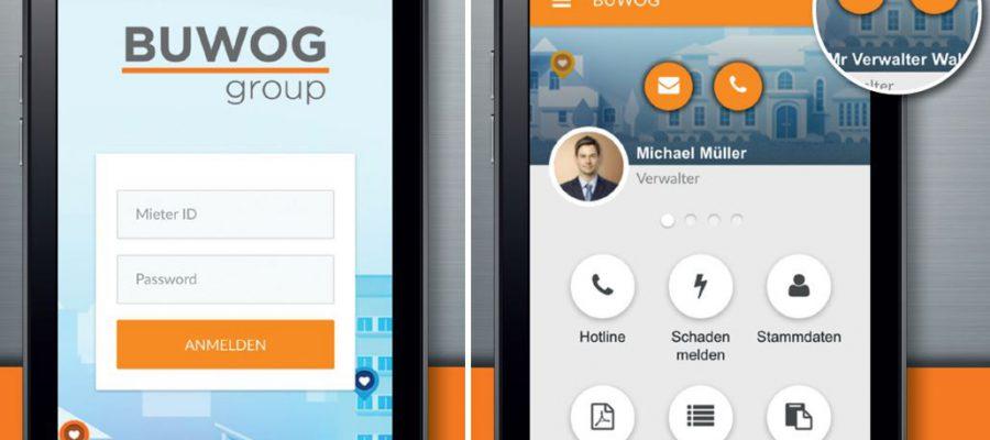 BUWOG Mieter-App kommt! Neues Tool für vereinfachte Mieterkommunikation in finaler Testphase