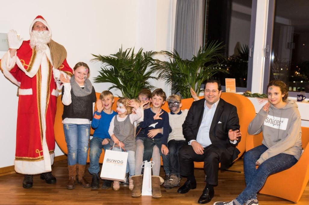 BUWOG Family Day – Ein Tag mit Einblicken in unser Unternehmen für die ganze Familie