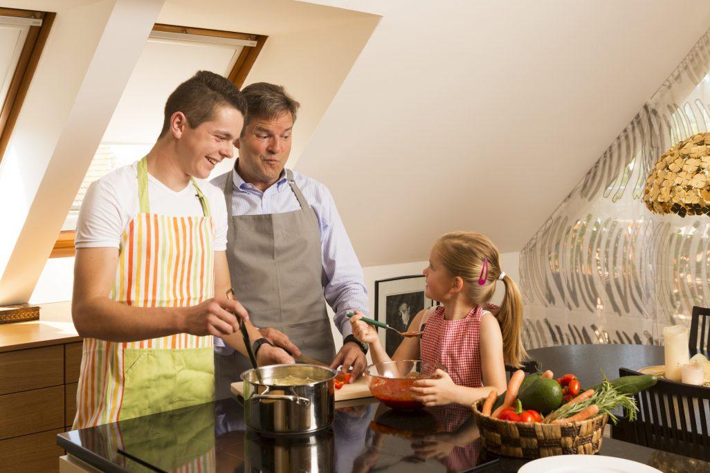Energiesparen in der Küche (Teil 1)