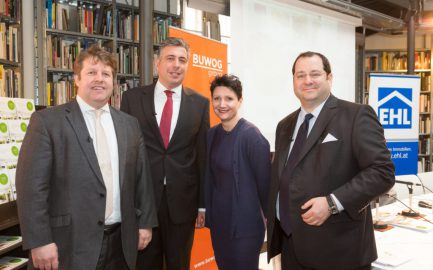 Five-year anniversary: press conference on the First Vienna Residential Market Report 2017