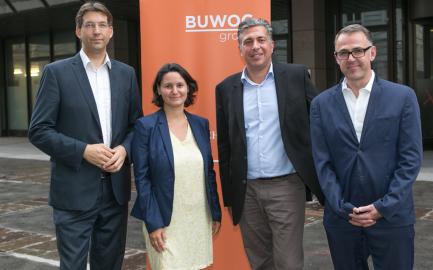 Erfolgreiche Informationsveranstaltung zum neuen BUWOG Kundenzentrum in Wien