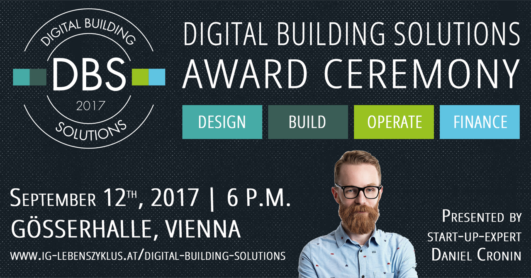 Digital Building Solutions (DBS): BUWOG Group unterstützt Start-Up-Initiative