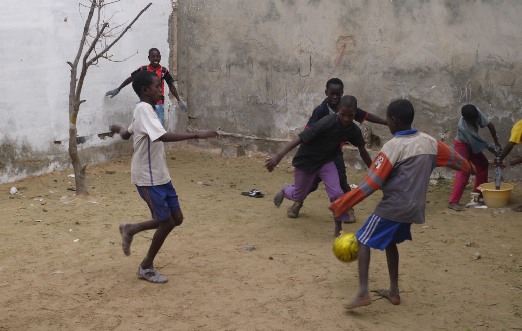 """BUWOG fundraising campaign: topping-out soon for a """"home for street children in Senegal"""""""