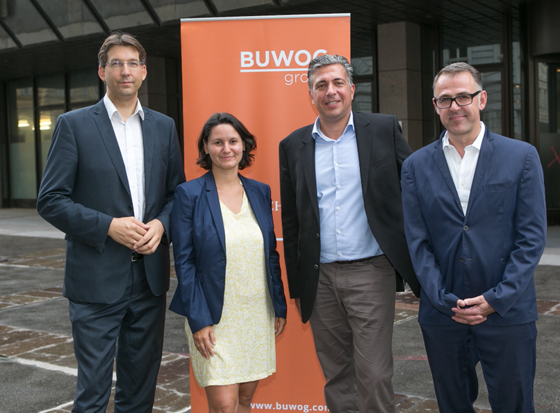 Successful information event for locals on the new BUWOG customer centre