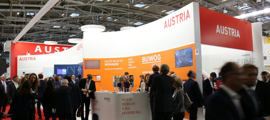 The BUWOG Group at the EXPO REAL