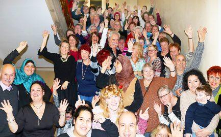High-Deck-Siedlung: 207 Ehrenamtliche engagieren sich für Neuköllner Quartier