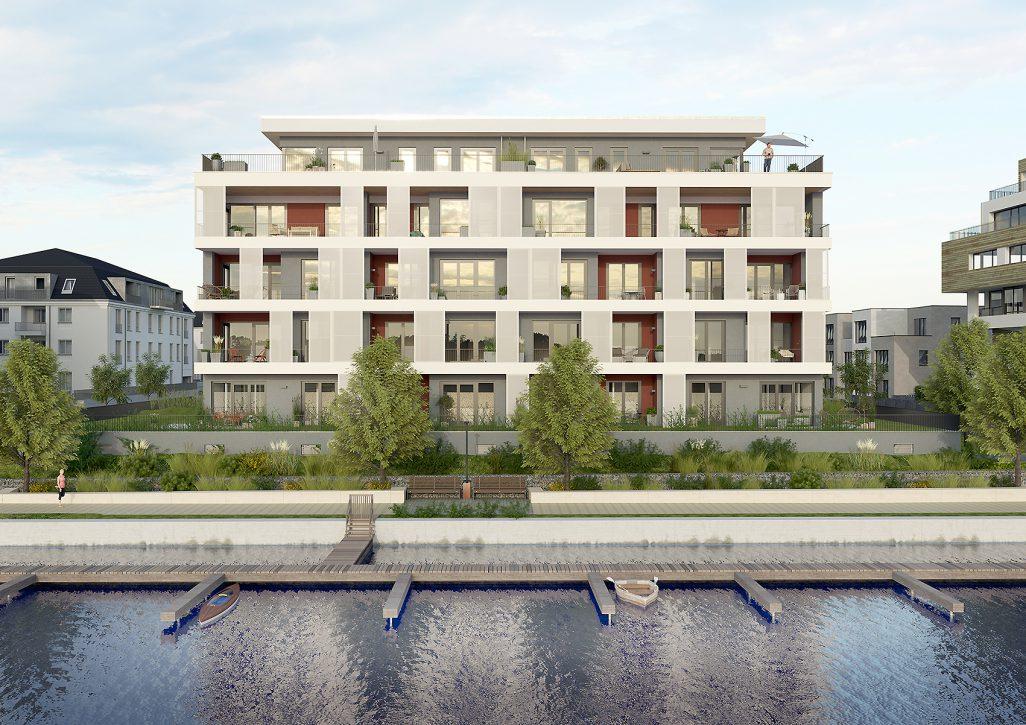 Neues Jahr, neues Baufeld: Haus an der Dahme im 52° Nord