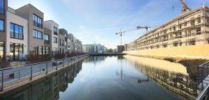 Ökologisch: Das nachhaltige Wasserkonzept im 52° Nord wird durch die TU Berlin begleitet