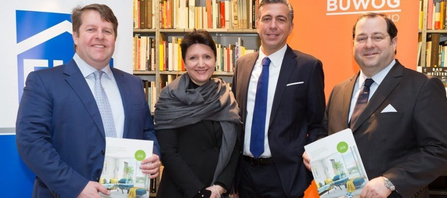 Pressekonferenz zum Ersten Wiener Wohnungsmarktbericht 2018