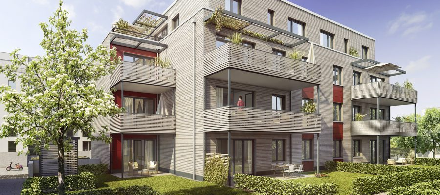 Holz-Hybrid-Häuser: Die Zukunft des nachhaltigen Wohnens