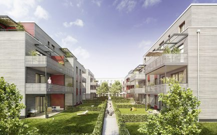 Wood-hybrid buildings: the future of sustainable living
