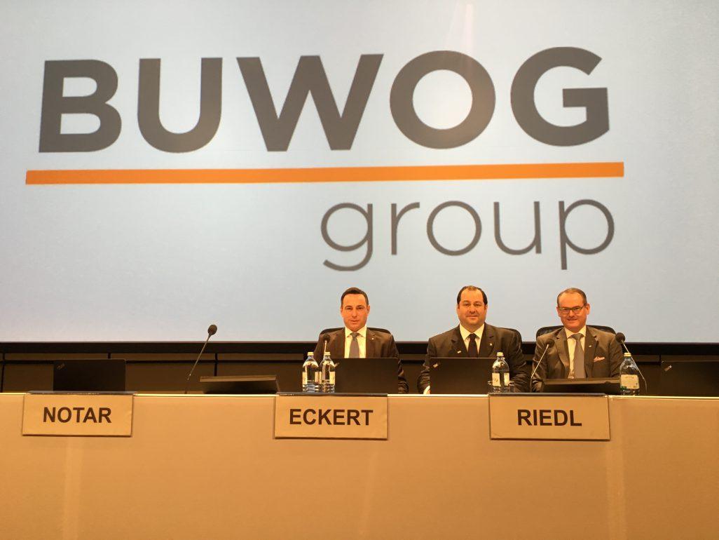 Live-Blog von der außerordentlichen Hauptversammlung der BUWOG AG am 04. Mai 2018