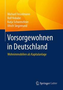Buch: Vorsorgewohnen in Deutschland