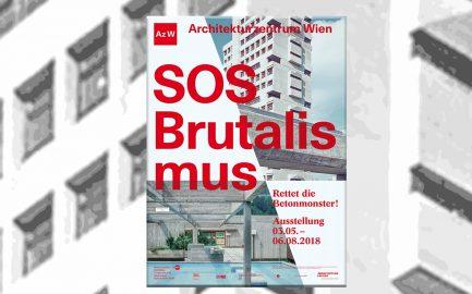 """SOS Brutalism"""": BUWOG tour in the Architekturzentrum Wien"""