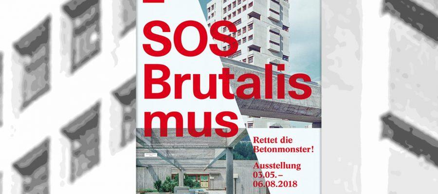 SOS Brutalismus: Führung im Architekturzentrum Wien