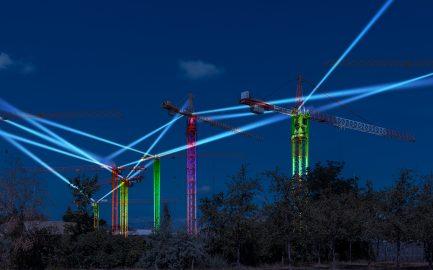 BUWOG präsentiert Lichtkunst-Festival