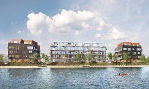 BUWOG THE VIEW - eine neue Landmarke am Ufer der Dahme