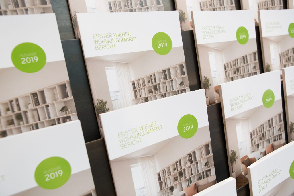 Press conference on the First Vienna Residential Market Report 2019