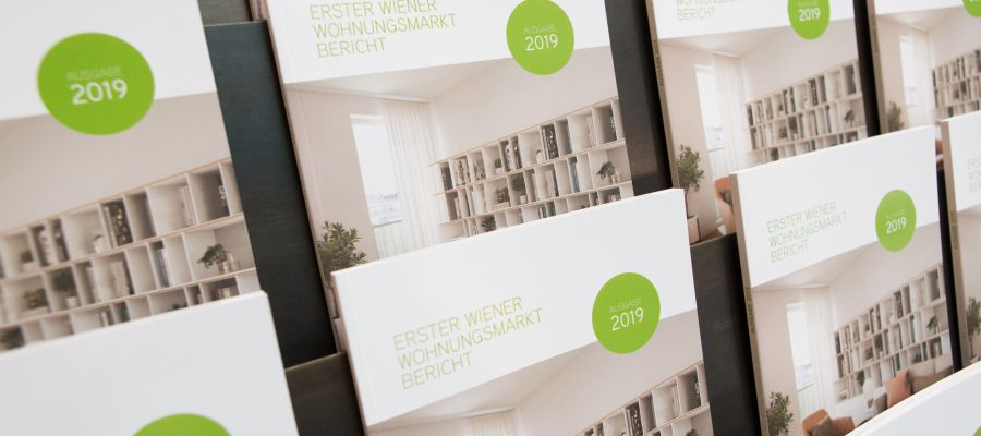 Pressekonferenz zum Ersten Wiener Wohnungsmarktbericht 2019