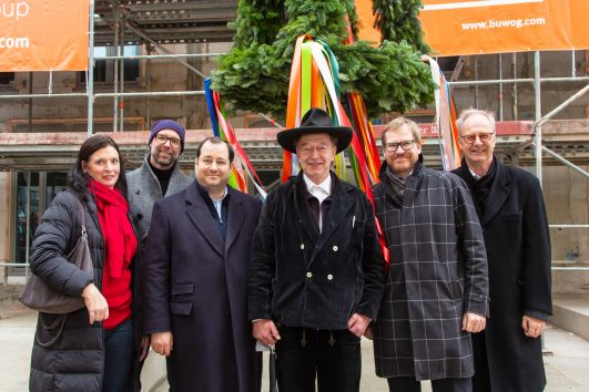 Another kind of Berlinale fever: BUWOG creates a monument to Berlin's film history