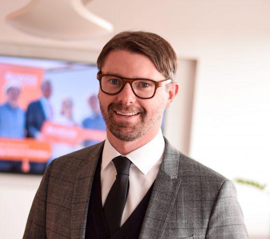 BUWOG persönlich: Kevin Töpfer, Personalmanagement