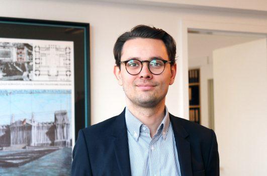 BUWOG persönlich: Paul Geida, Leiter Erwerbermanagement