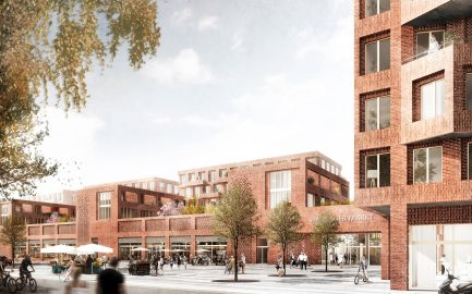 BUWOG creates residential diversity: new centre of Stellingen with a community building, retailers and social housing