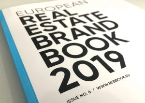 Alle Gewinner finden sich im EUROPEAN REAL ESTATE BRAND BOOK 2019. Credit: Michael Divé