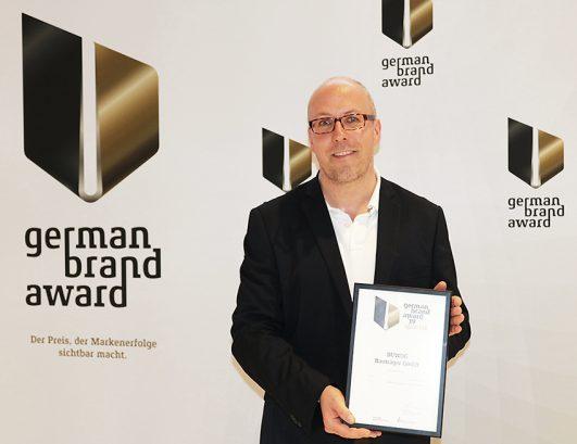 BUWOG wins 2019 German Brand Award