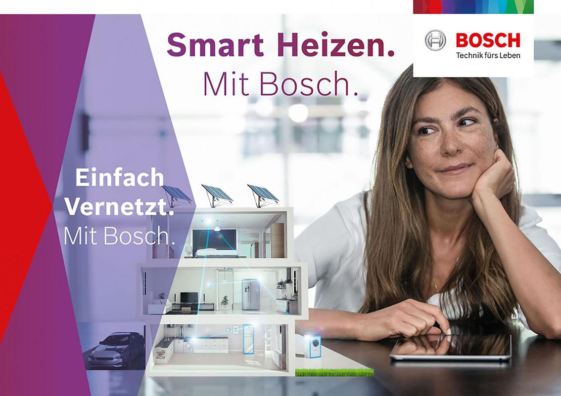 Bosch beim German Brand Award, ausgezeichnet als Corporate Brand of the Year