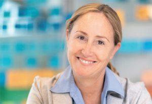 Glückwunsch an Brand Manager of the Year Dr. Annette Becker