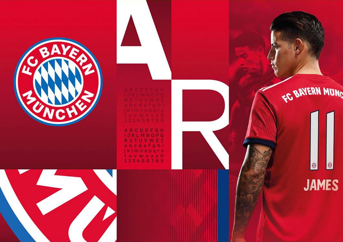 Der FC Bayern München beim German Brand Award, ausgezeichnet für Excellent Brand Strategy im Bereich Design