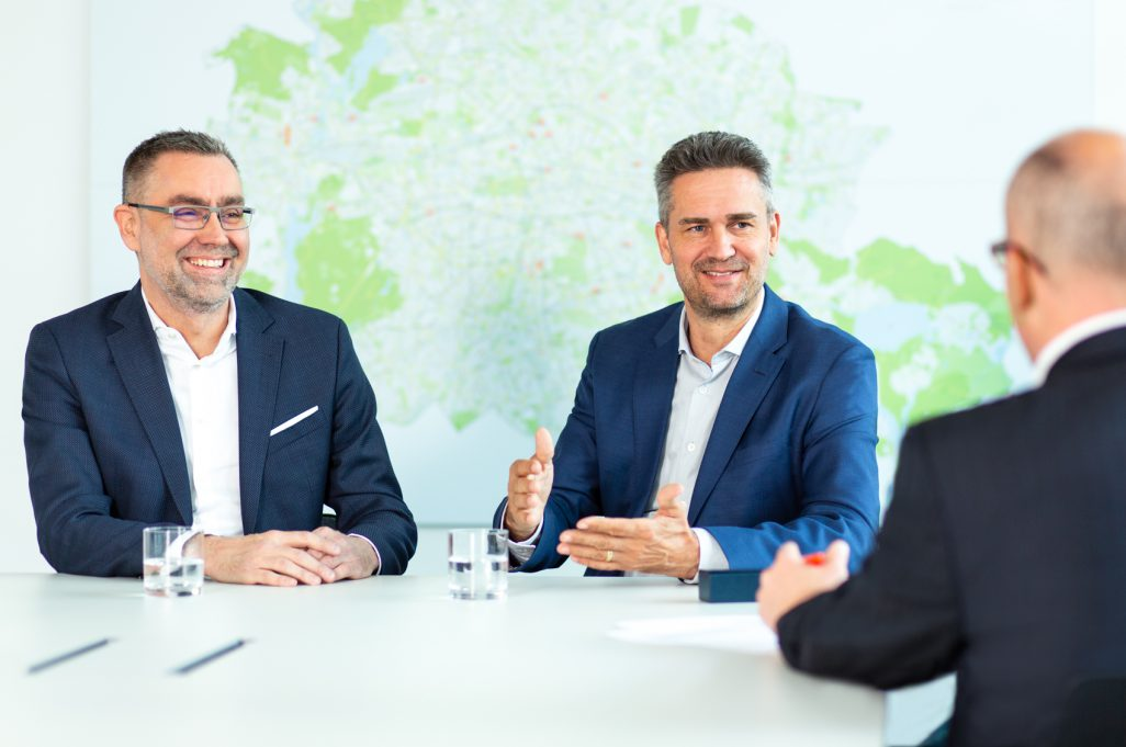 BUWOG persönlich: Jörn-Ole Heyn und Ingo Phenn im Gespräch